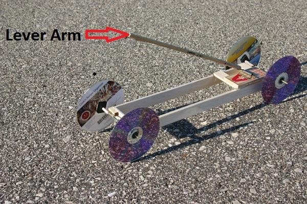 simple mousetrap car instructions